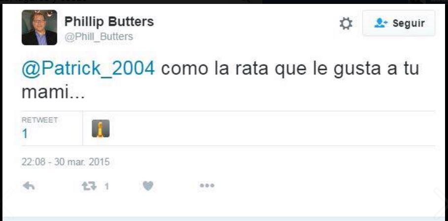 butters como la rata gusta mami