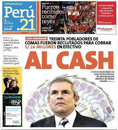 Increíble. Imagen: Perú 21