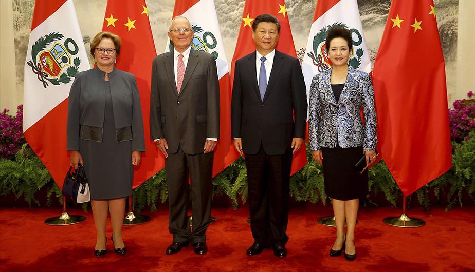 """""""Presidente PPK, ¿China es una democracia o una dictadura?""""- Nadie nunca en la vida. Imagen: Perú.com"""