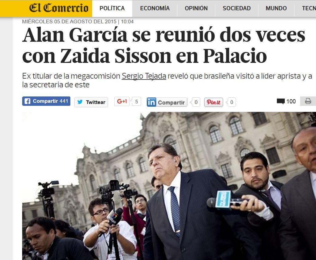 Uy. Imagen: captura El Comercio