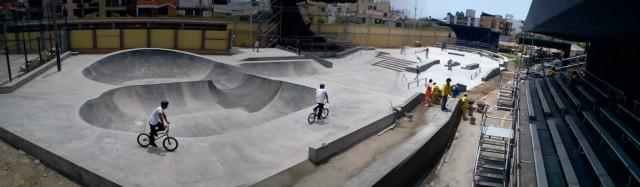 Skatepark Loma Amarilla. Foto: Concrete Disciples