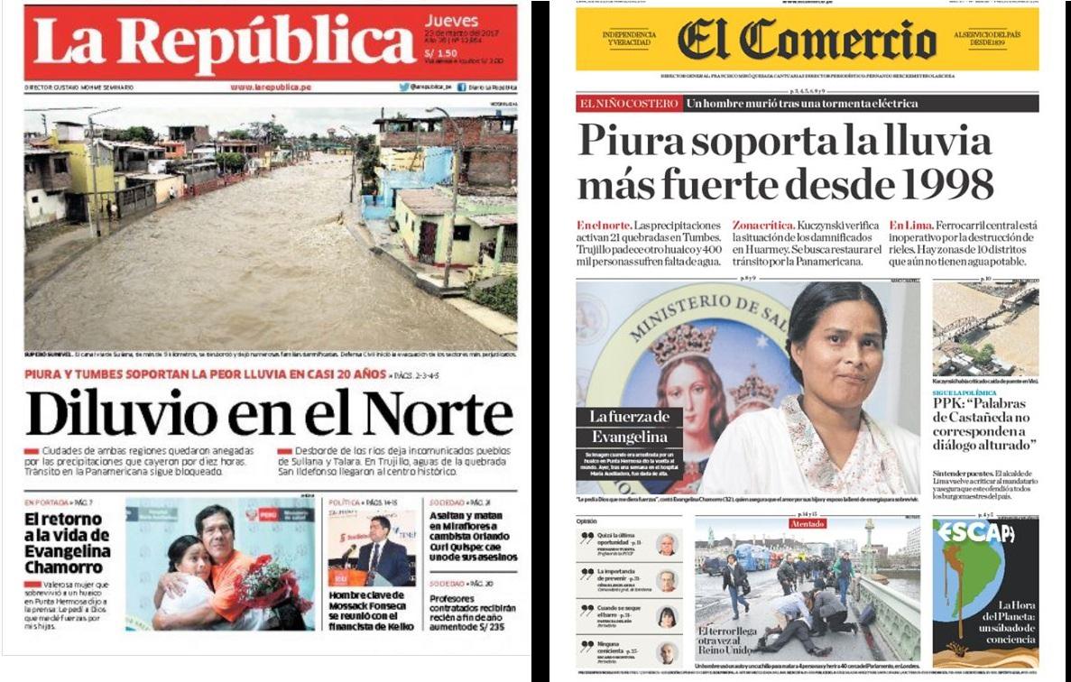 Ay. Imagen: El Comercio / La República