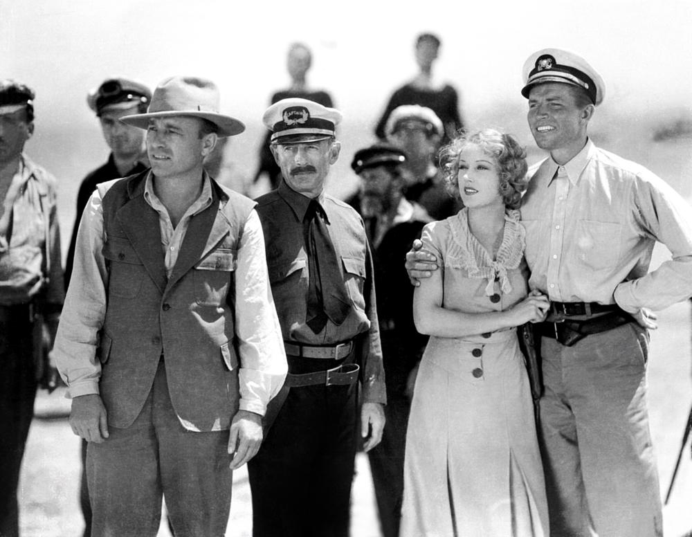KING KONG, Robert Armstrong, Frank Reicher, Fay Wray, Bruce Cabot, 1933