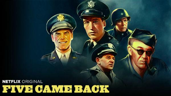Cinco leyendas del cine cuyas carreras cambiaron tras documentar la Segunda Guerra Mundial.