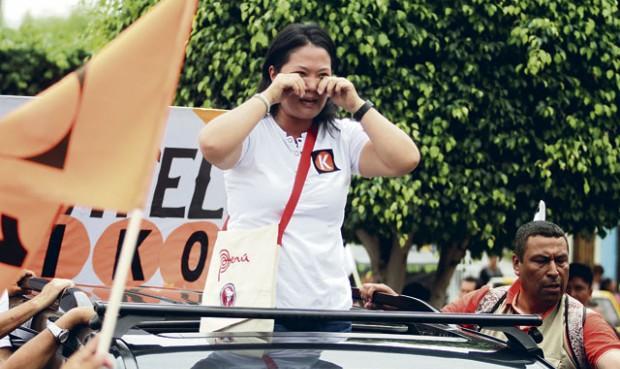 Ya supéralo, Lourdes, perdón, Keiko. Imagen: Foros Perú