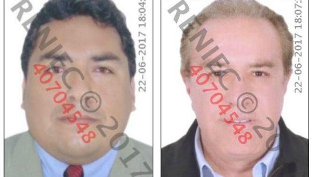 Los empresarios. Imagen: Perú21