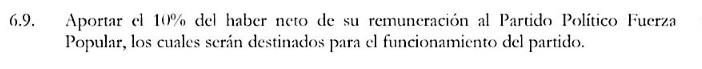 Solo nos queda decir: Rosa María Palacios was right.