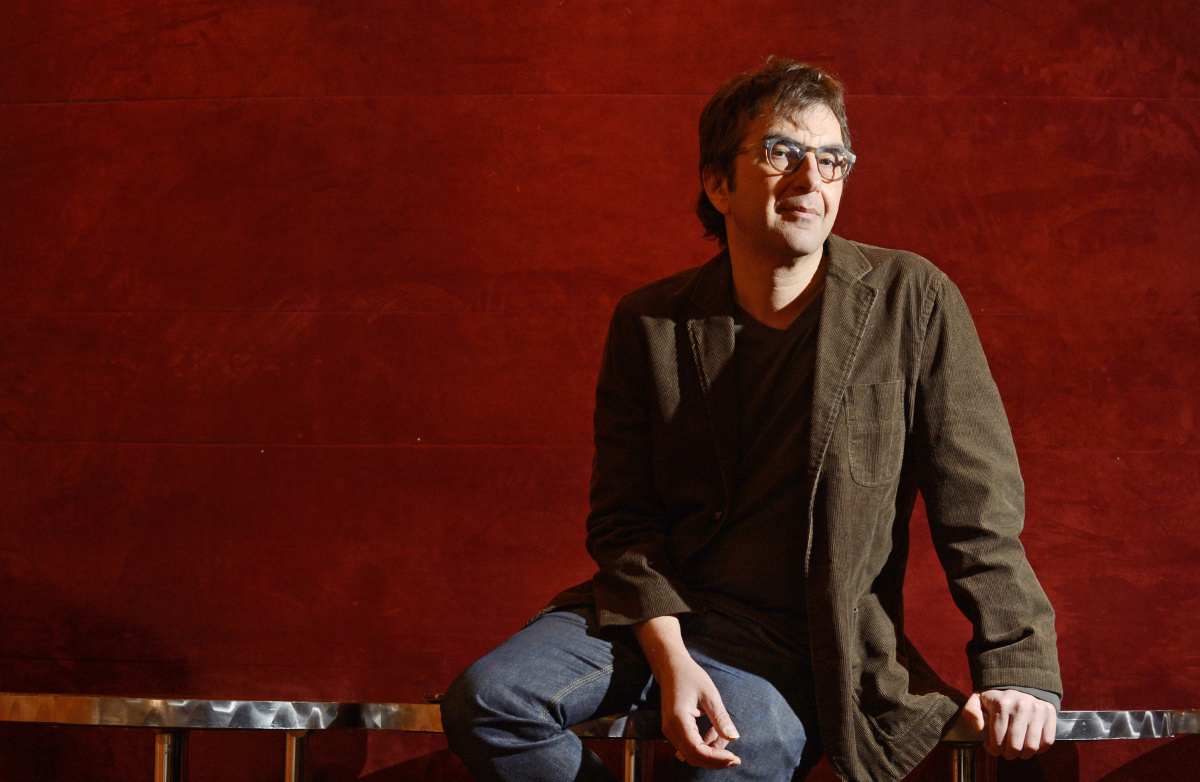 en-BigInt-egoyan5-Director Atom Egoyan shown in Toronto, Ontario, April 2, 2013. (Aaron Harris/Toronto Star)