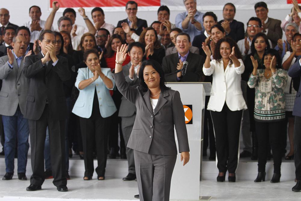 Ella tiene 70 congresistas en el Legislativo. Imagen: Exitosa