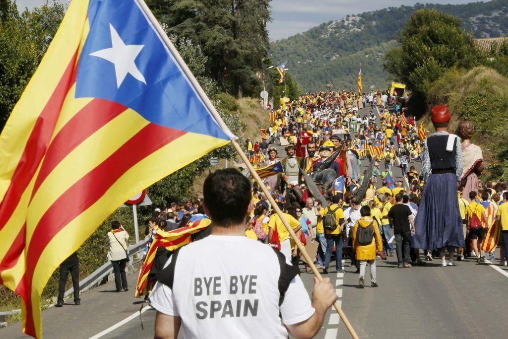 La secesión en el caso de Cataluña es un escenario donde todos pierden. Via Canarias en Hora