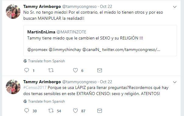 Imagen: Twitter de Tamar Arimborgo