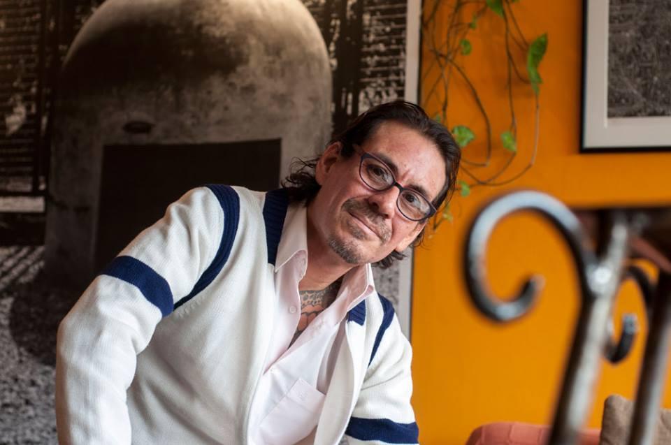 Él es Guillermo Castrillón, el director teatral denunciado. Imagen: Facebook