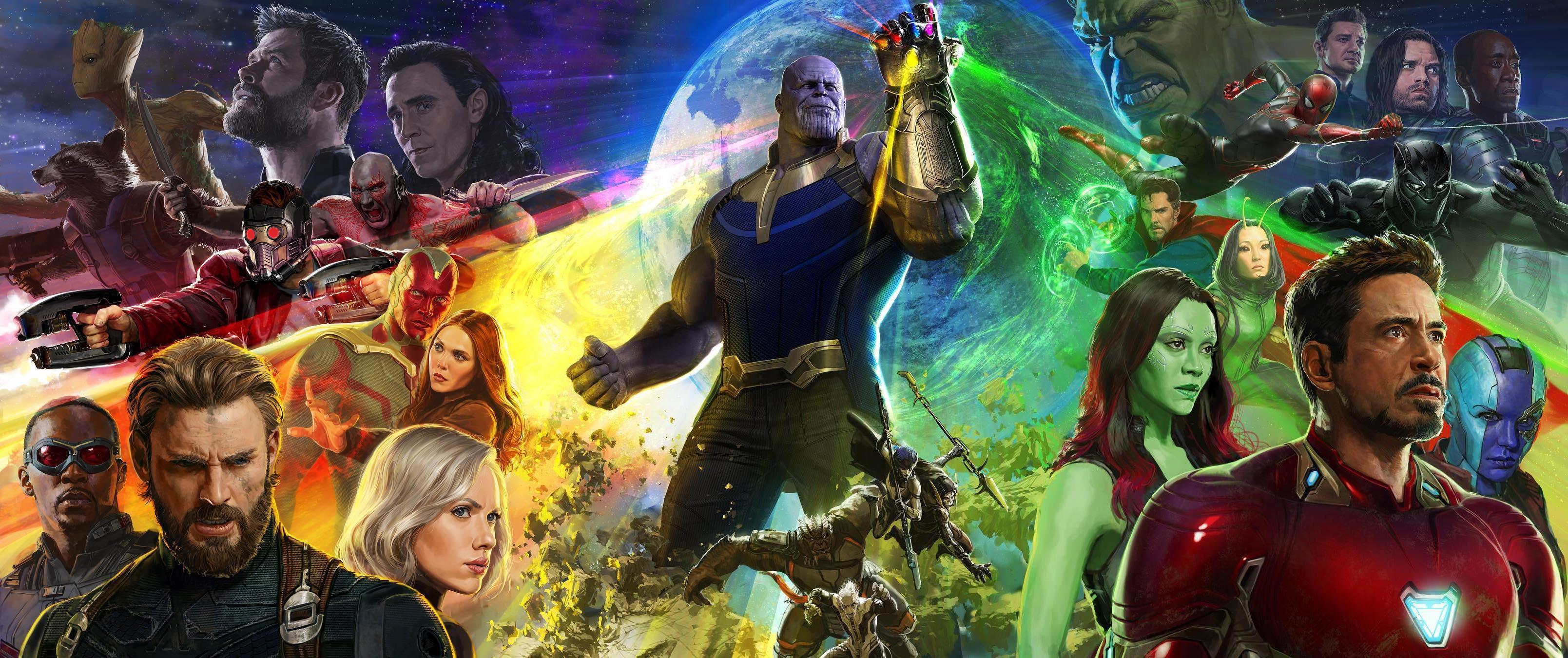 El Langoy 126 Nuestras Reacciones al Tráiler de Avengers Infinite War