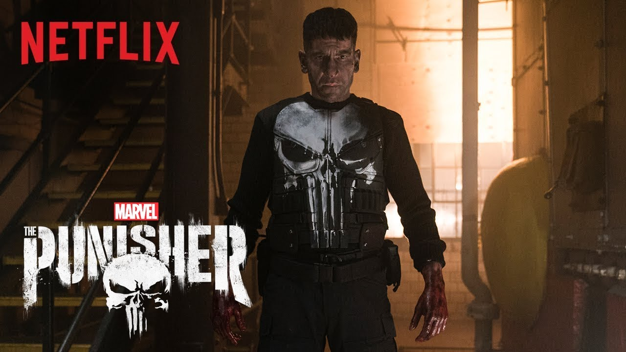 El Langoy 127 Punisher + Stranger Things 2