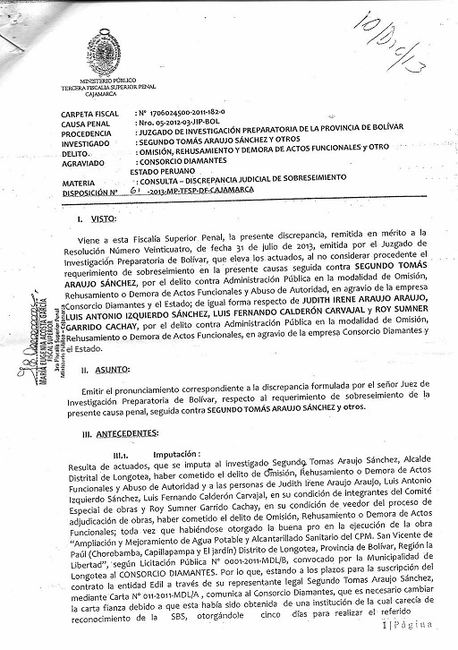 Los miembros del comité donde estuvo el asesor de Salaverry fueron contratados sin cumplir con la Ley de Contrataciones y Adquisiciones del Estado. Fuente: Lamula.pe