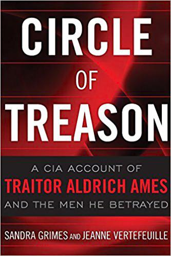 Libro de Sandra Grimes, ex investigadora de la CIA. Imagen: