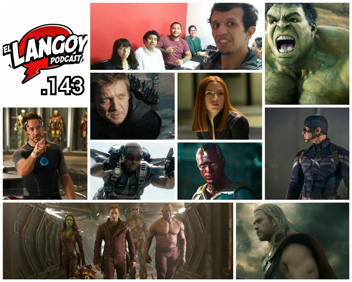 Marvel Fase 2 Podcast El Langoy 143 El Modelo Funciona, MCU Fase 2