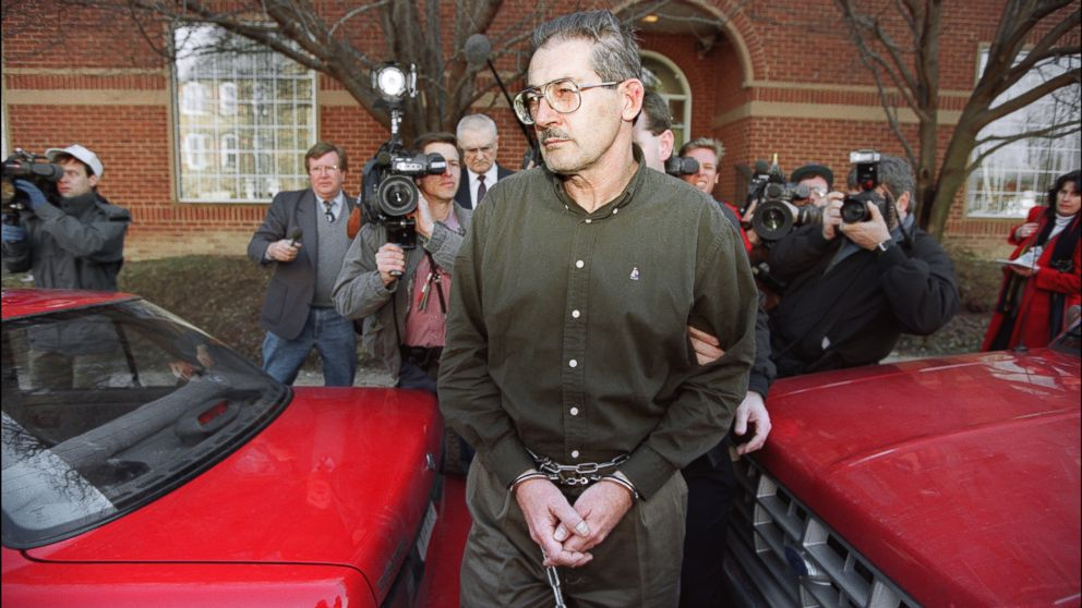 Doble agente Aldrich Ames, cumple cadena perpetua desde 1994. Imagen: Documentary Tube