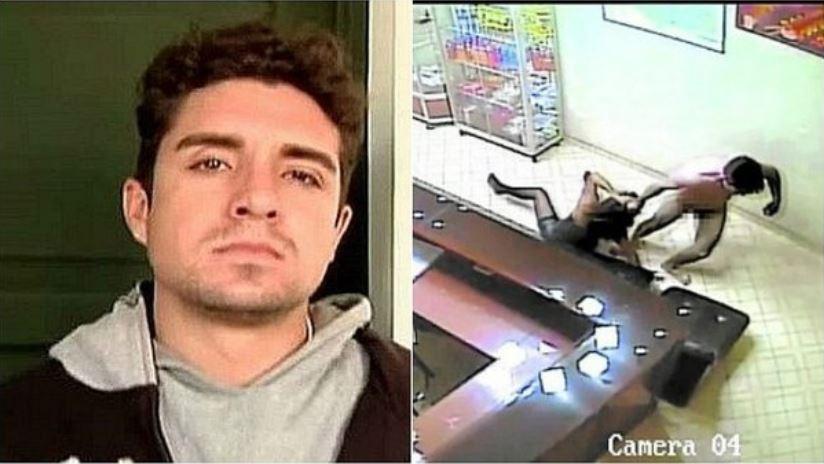 Si vamos a hablar de tentativa, preguntémonos qué le hubiese sucedido a Arlette Contreras si Pozo lograba encerrarla en la habitación de hotel. Imagen vía: Correo