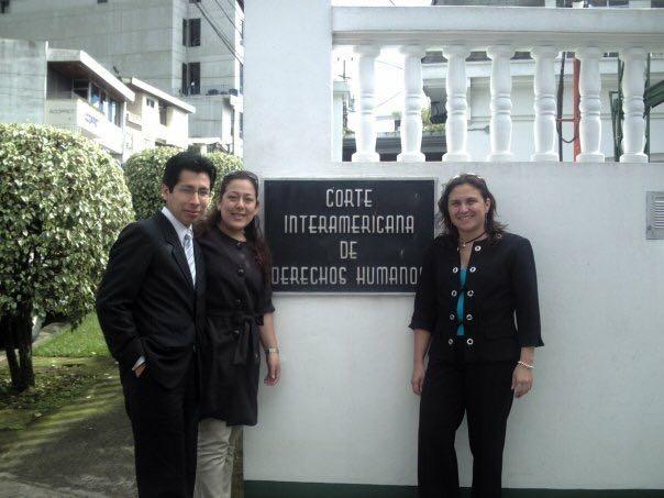 Miguel Ángel y Marisol antes de que se fujiconvierta durante la época universitaria del hoy viceministro. Imagen: Facebook