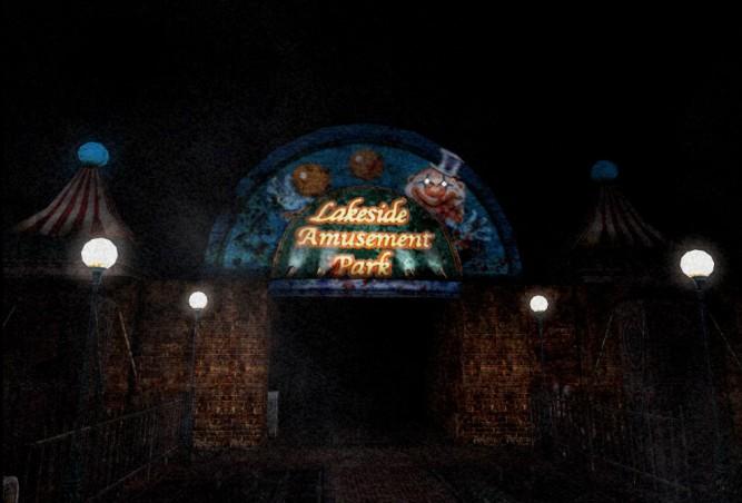 Imágenes exclusivas del parque temático fujimorista. Los envidiosos dirán que es el parque de diversiones de Silent Hill.