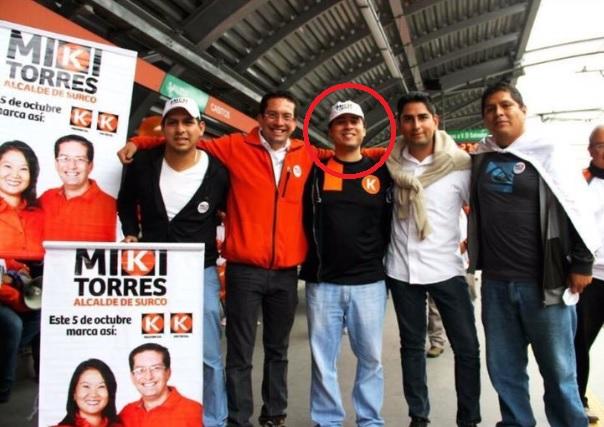 También participó en la campaña municipal de Miki Torres del 2014.