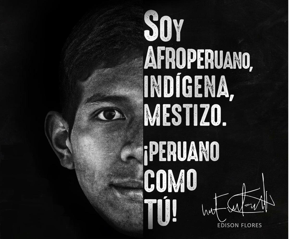 Imagen: Alerta contra el racismo