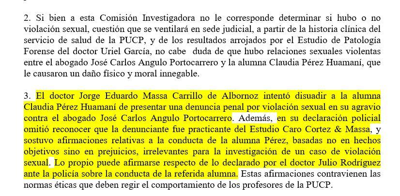 Machismo en los estudios de abogados más prestigiosos. Imagen: Útero.Pe