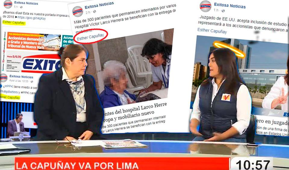 Salvadora.  Imagen: Exitosa/Maleo: Útero.Pe