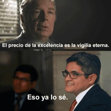 """Si no entiendes la referencia, anda mira """"Better Call Saul"""" ahorita. Foto: Los memes son del pueblo"""