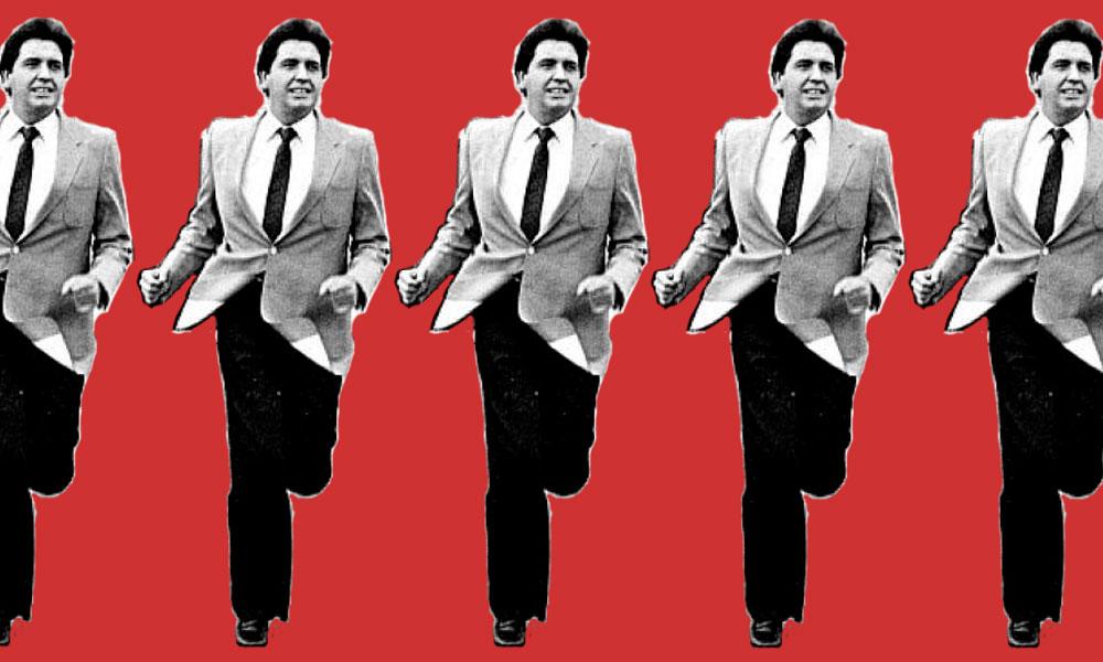 Alan, siempre corriendo. Composición: Utero.pe