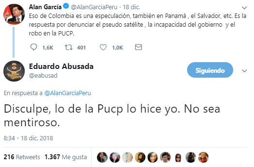 ¡Atángana! Foto: Captura / Twitter