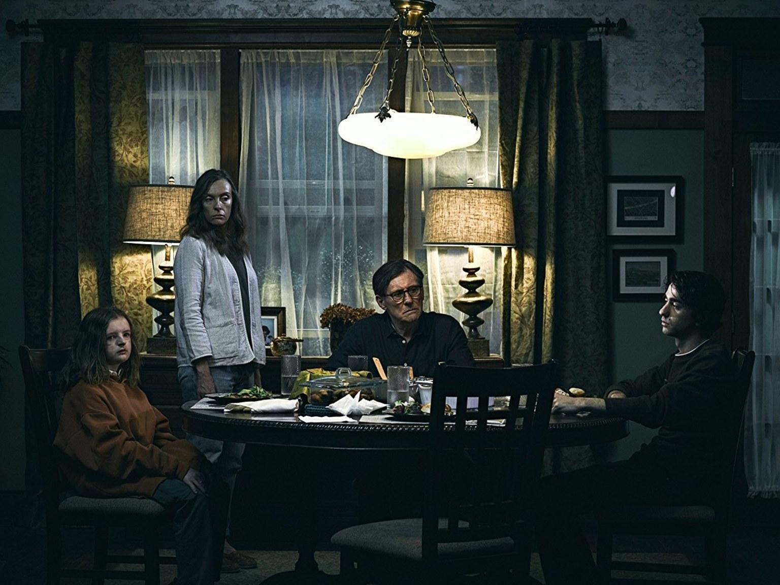 """""""Hereditary"""" es la película de terror que definió el año, con una impresionante Toni Collete en medio de todo"""