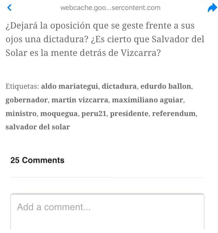 Muy loco. Imagen: captura web
