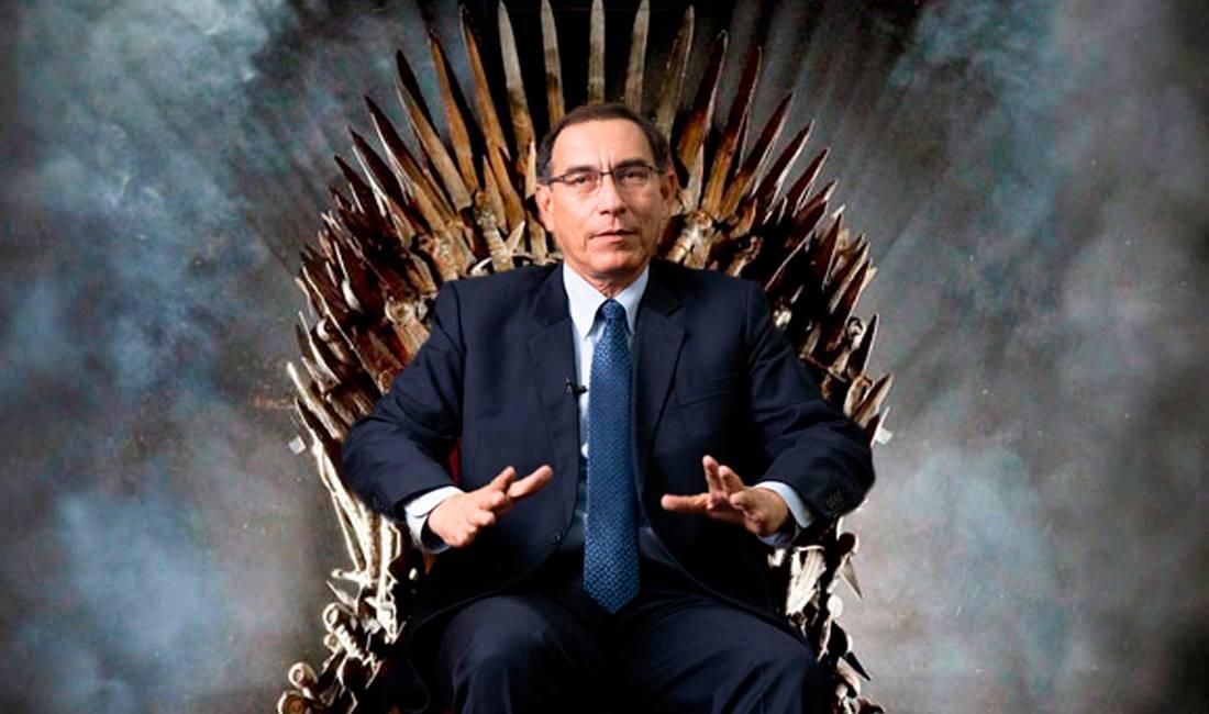 Que todo te salga bien en Perú es tan peligroso como ganar el trono de hierro.  Imagen: Útero.Pe