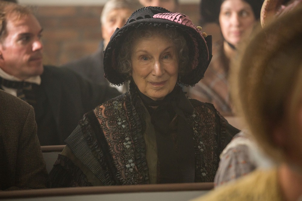 margaret atwood alias grace