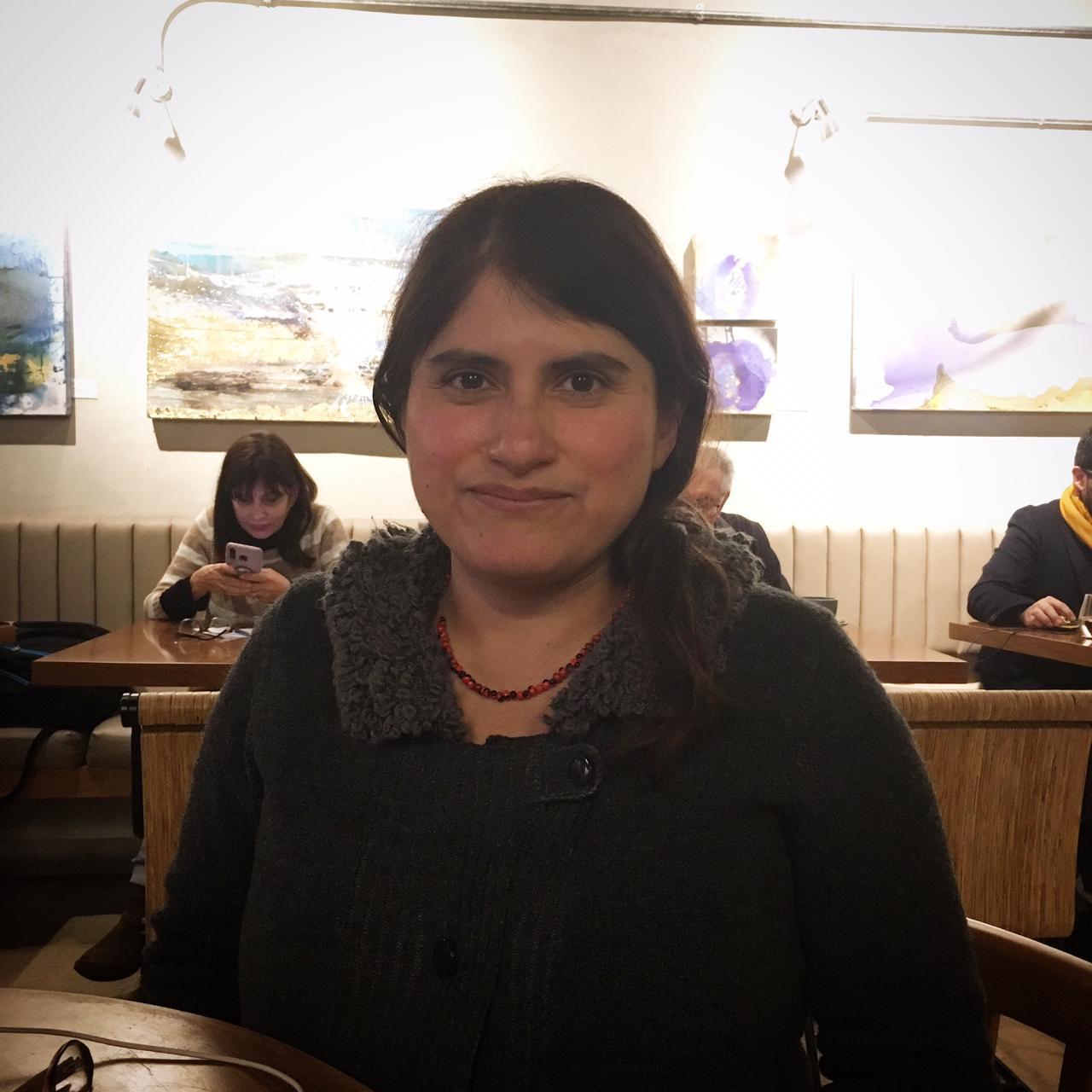 Entrevista a la Directora Peruana Melina León de Canción sin Nombre, Escapar del Pasado es Imposible