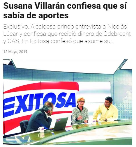 Imagen: Exitosa