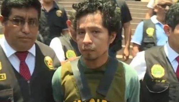 El asesino de Milena: José Luis Ramírez Ramírez de 35 años. Foto: América Noticias