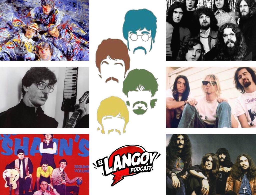 Podcast múscai Beatles Lima El Langoy spotify ivoox