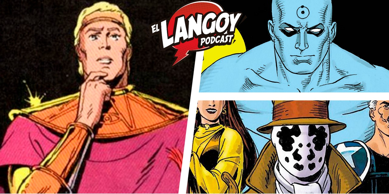 Watchmen Podcast El Langoy
