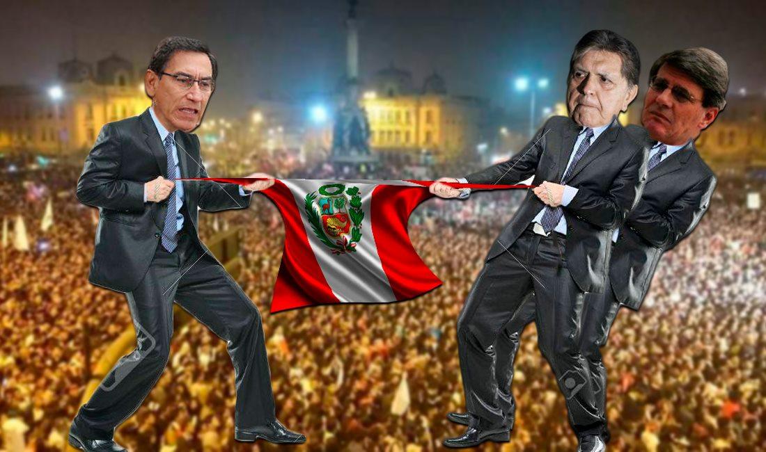 Vamos, Martín, devuélvenos el Perú.  Intervención: Útero.Pe