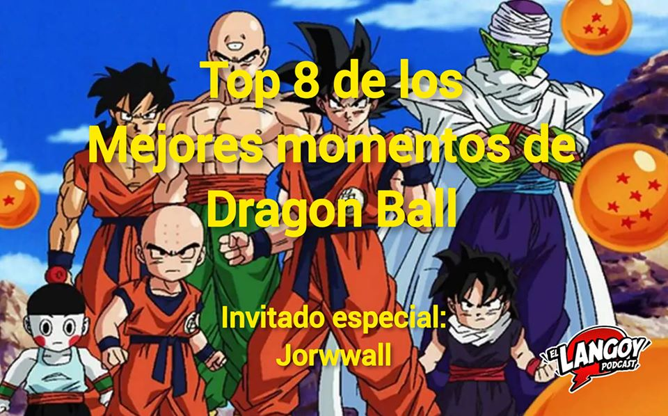 Dragon ball podcast el langoy peru cuarentena