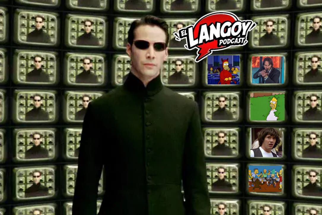 Podcast Matrix Pelicula Langoy
