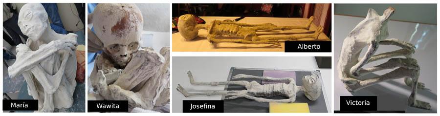 Las momias de Nasca Fuente: Steve Mera