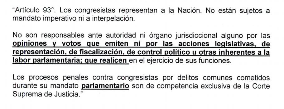 Palomas 1 Imagen: Congreso