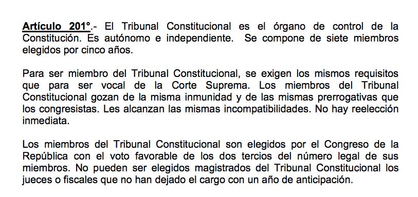 Imagen: Constitución