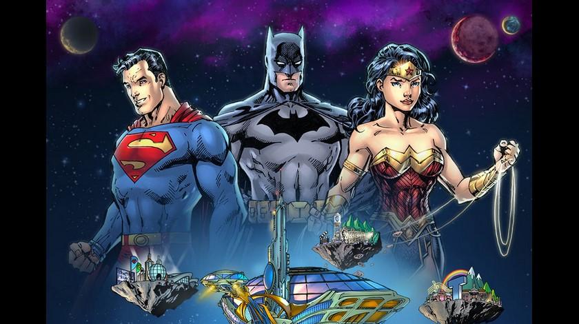 DC Fandome DC Comics Entretenimiento Paneles Podcast El Langoy Audio Programa Noticias Información Warner