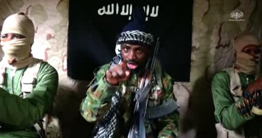 Abubakar Shekau, lider de Boko Haram.