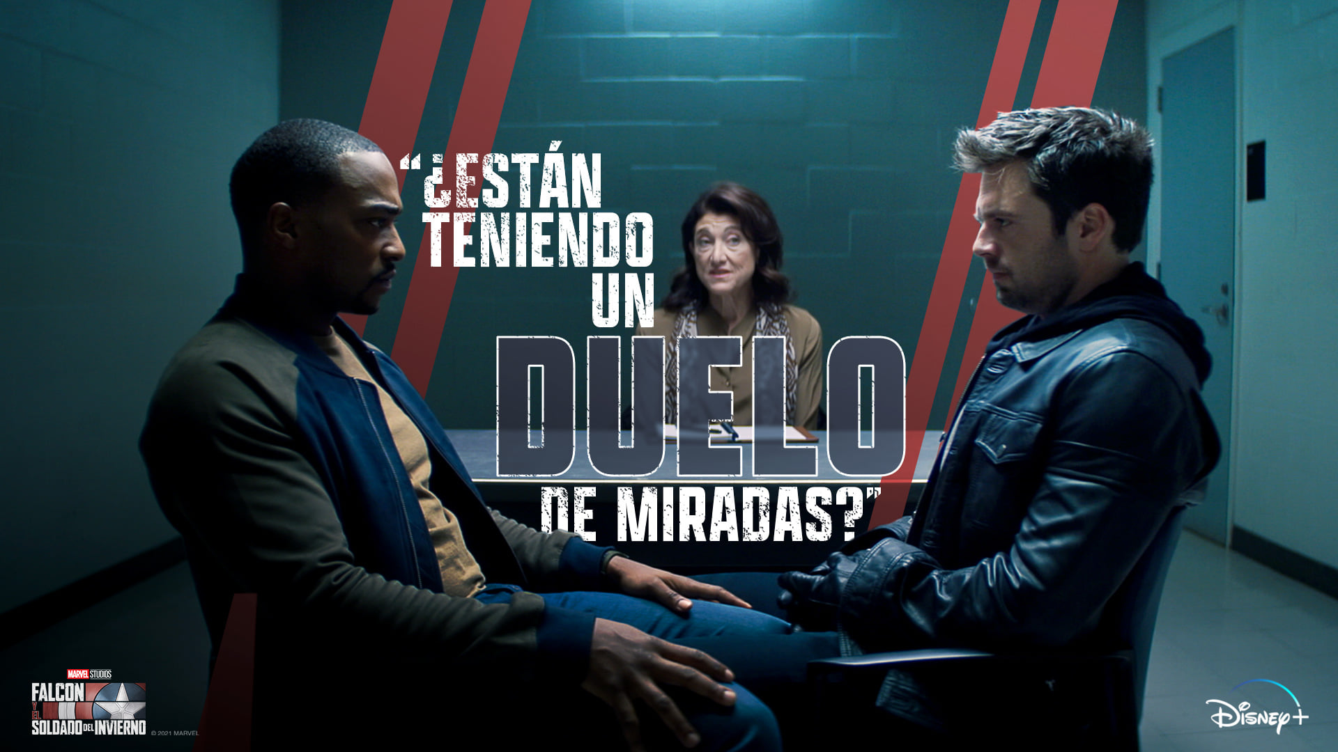 Falcon y El Soldado del Invierno podcast disney plus peru winter soldier langoy